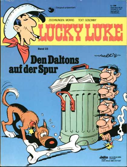 Lucky Luke 9