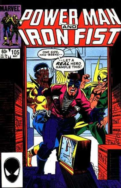 Luke Cage: Power Man 105