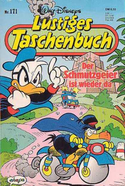 Lustiges Taschenbuch 173 - Donald Duck - Money - Thief - German - Run