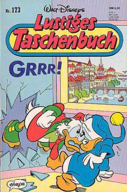 Lustiges Taschenbuch 175 - Donald Duck - Daisy - Ducks - Fighting - Broken
