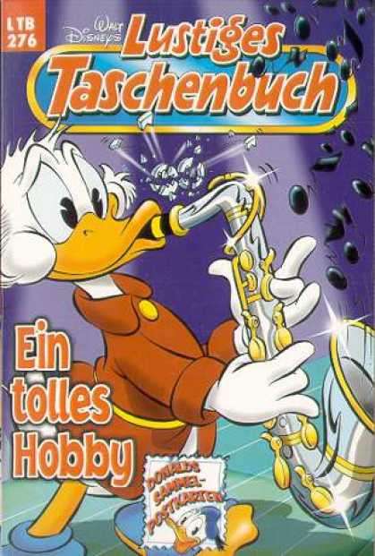 Lustiges Taschenbuch 278 - Lets Make Music - Donalds Sax - That Was Some Note - Pop - Donalds Symphony