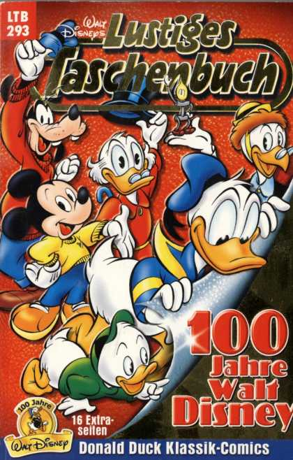 Lustiges Taschenbuch 315 - Disney - Mickey Mouse - Donald Duck - Goofy - Scrooge Mcduck
