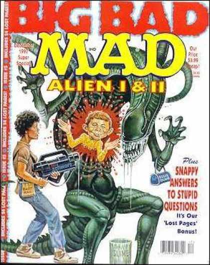 Mad Special 125 - Satire - Skit - 80s - Stupid - Magazine