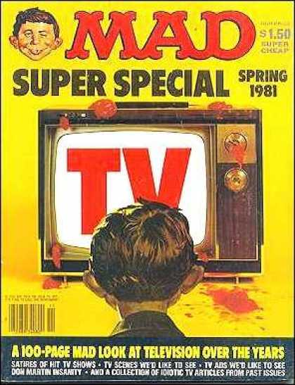 Mad Special 34 - Red Tv - Tomatoes Tv - Boring Tv - Keep Watching - Tomatoes Kid