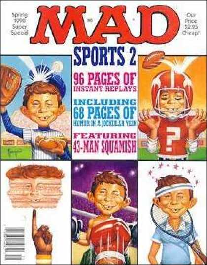 Mad Special 70 - Sports - Boy - Ball - Helmet - Hand
