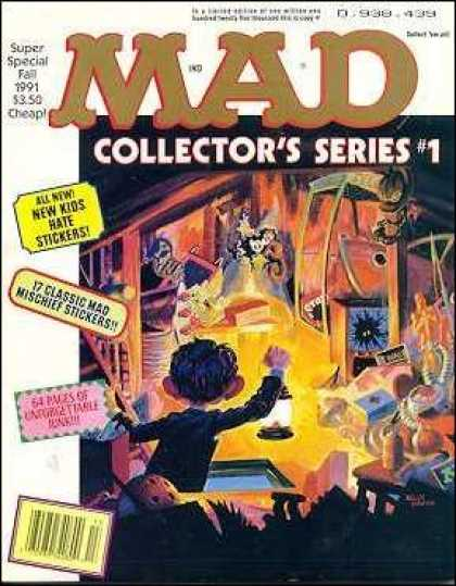 Mad Special 76 - Copy 0225754 - Unforgettable Junk - Super Special - Fall 1991 - Collectors Series 1