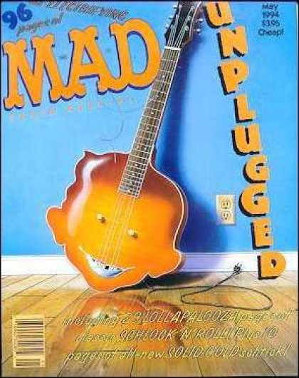 Mad Special 93 - Unplugged - Guitar - Music - Plug - On The Floor