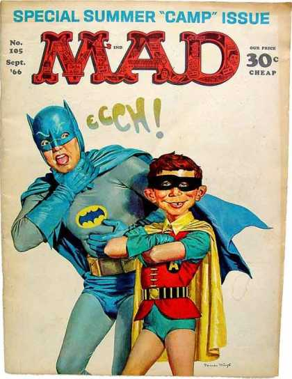 Mad 105 - Adam West