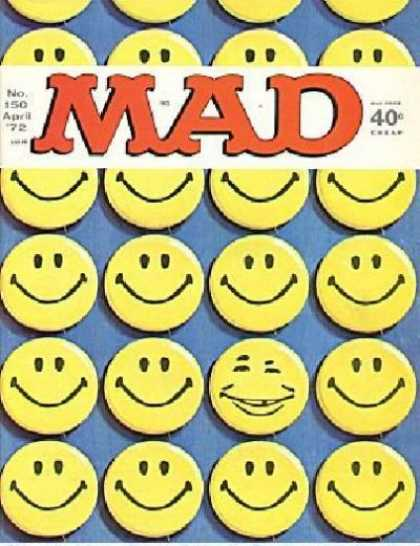 Mad 150 - Smiley