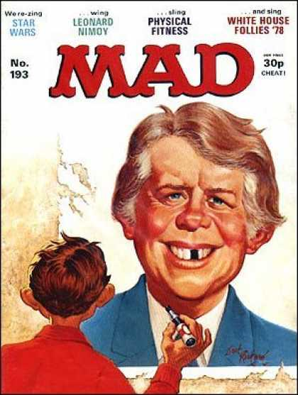 Mad 193 - Jimmy Carter