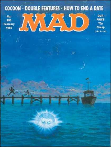 Mad 286 - Boat - Water - Pier