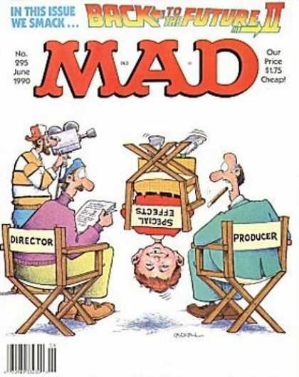 Mad 295 - Director - Producer - Camera Man