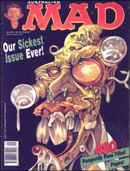 Mad 339 - Issue - Sickest - Pages - Alfred - 480