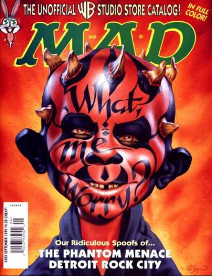 Mad 385 - Mark Stutzman