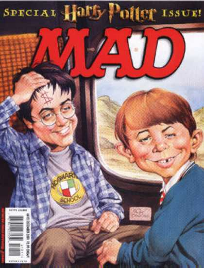 Mad 412 - Harry Potter