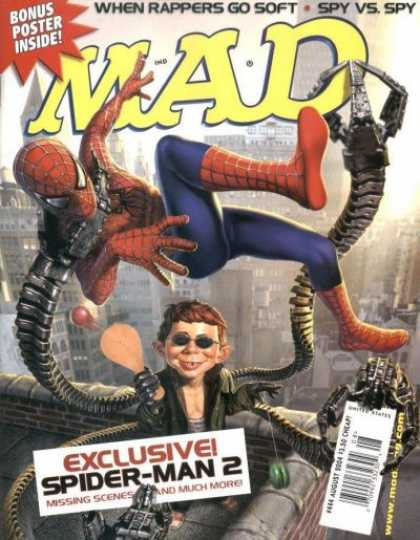 Mad 444 - Spider-man