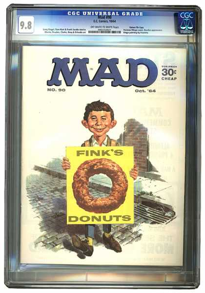 Mad 90 - Hole - Donuts - Cheap - Walking - Street