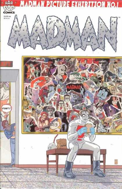 Madman Picture Exhibition 1 - Mike Allred