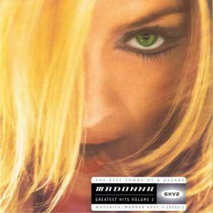 Madonna - Madonna - Greatest Hits Vol. 2