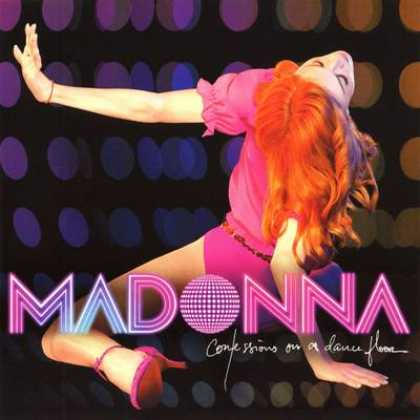 Madonna - Madonna - Confessions On A Dance Floor