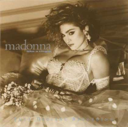 Madonna - Madonna - Like A Virgin