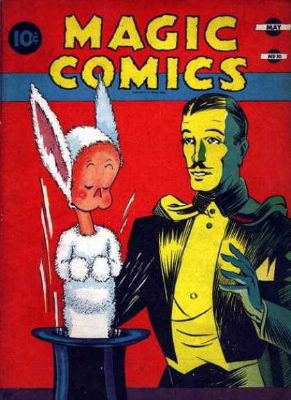 Magic Comics 10