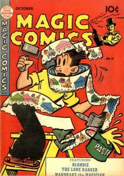 Magic Comics 111