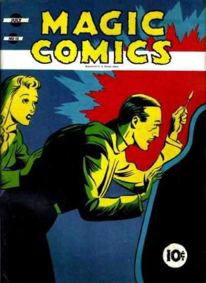 Magic Comics 12