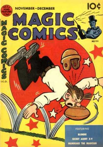 Magic Comics 123