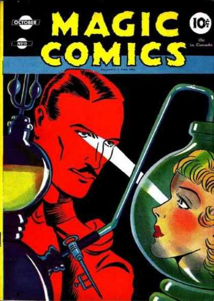 Magic Comics 15
