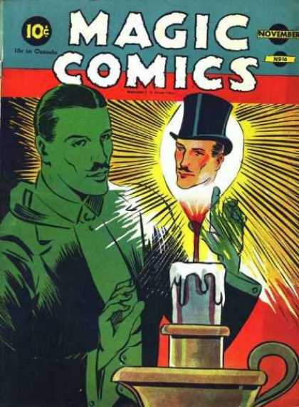 Magic Comics 16