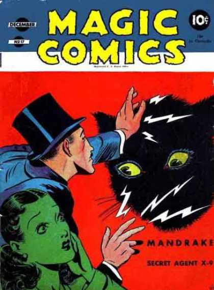 Magic Comics 17