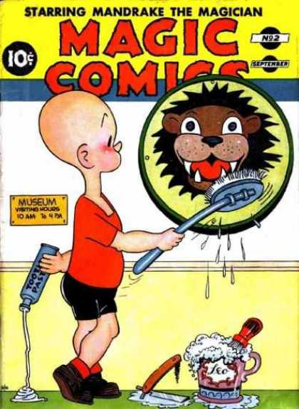 Magic Comics 2
