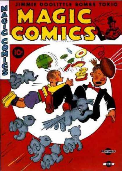Magic Comics 40