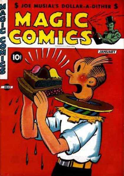 Magic Comics 42