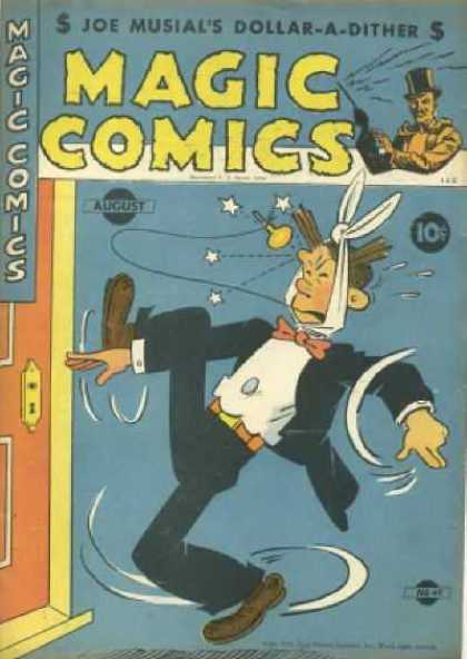Magic Comics 49