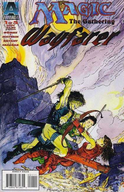 Magic the Gathering: Wayfarer 1 - Michael Kaluta
