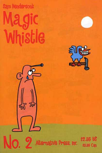 Magic Whistle 2