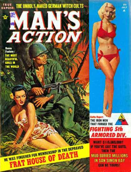 Man's Action - 7/1963