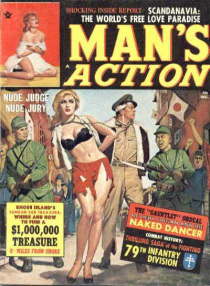 Man's Action - 12/1963