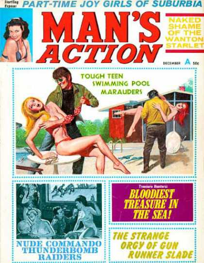 Man's Action - 9/1971