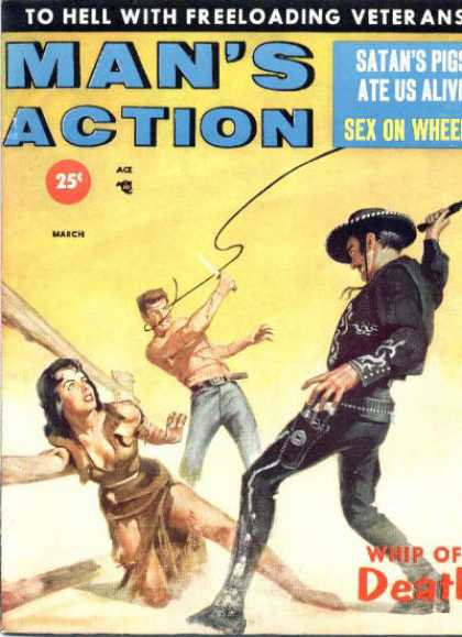 Man's Action - 3/1958