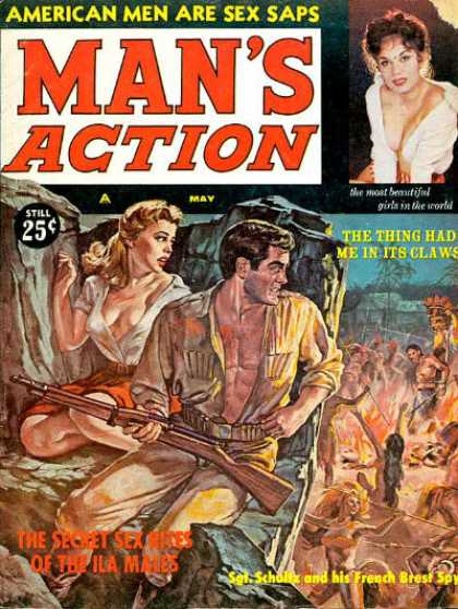 Man's Action - 5/1959