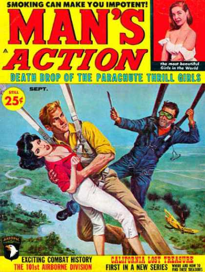 Man's Action - 9/1960