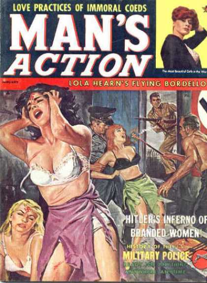 Man's Action - 1/1962