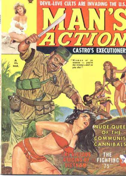 Man's Action - 3/1962