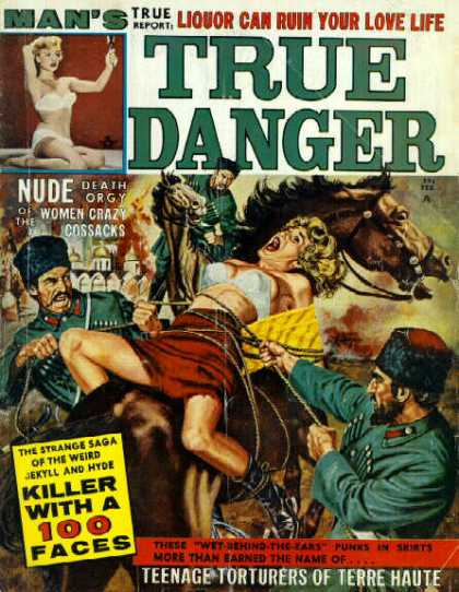 Man's True Danger - 2/1963