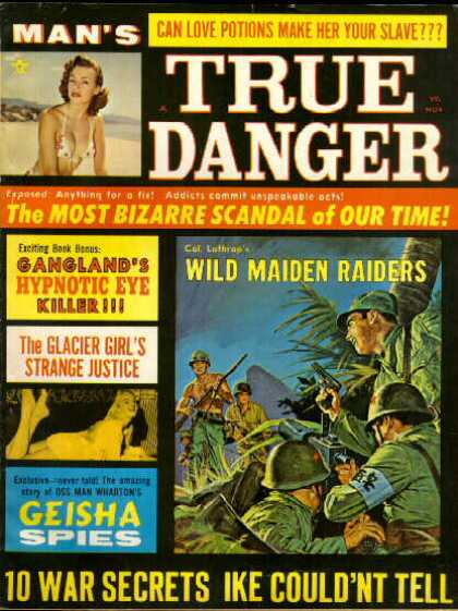 Man's True Danger - 11/1966