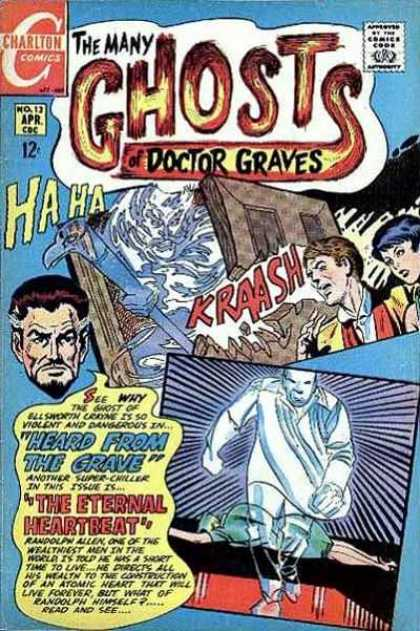Many Ghosts of Dr. Graves 13