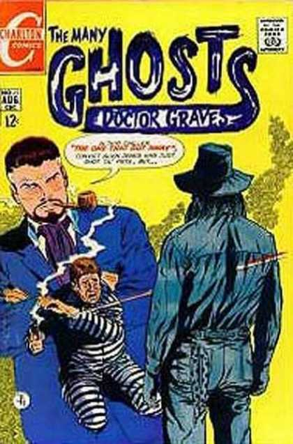 Many Ghosts of Dr. Graves 15 - Jim Aparo